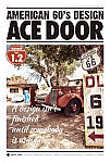 AMERICAN 60's DESIGN ACE DOOR vol.1.2