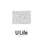 U Life カーテン見本帳 Vol.9