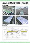 ユニルーフ遮熱対策(RC2+ポリカ板)